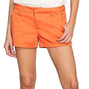 Volcom Shorts - Volcom Orange Trouser Shorts Sz. 9